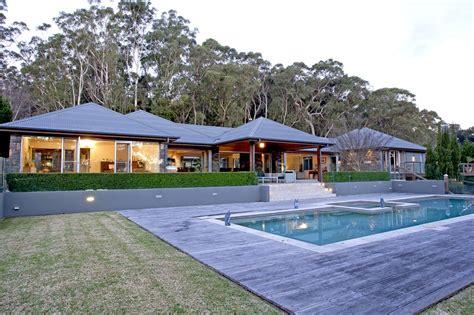 luxury acreage home designs custom homes   rural