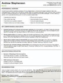 pdf resume template australia augustais book