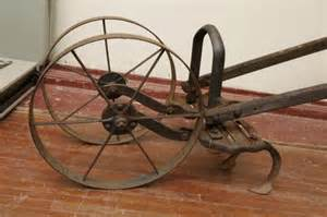 Antique Hand Plow Cultivator