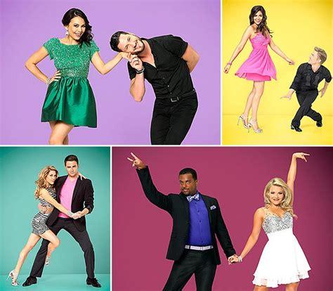 Meet Dancing With the Stars' Season 19 Cast! | Dancing ...