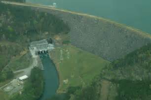 Lewis Smith Lake Dam