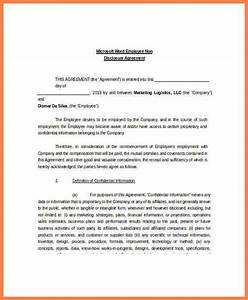 6 non disclosure non circumvention agreement purchase With non circumvention non disclosure agreement template