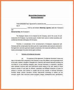 6 non disclosure non circumvention agreement purchase for Non circumvention non disclosure agreement template