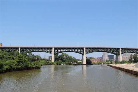bridgehuntercom lorain carnegie bridge