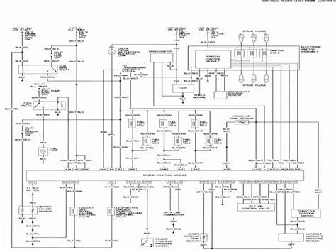 1997 isuzu rodeo engine diagram wiring
