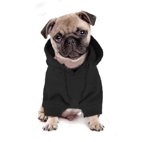 small dog christmas outfits pug hoodies for dogs photo 1 dress the dog clothes