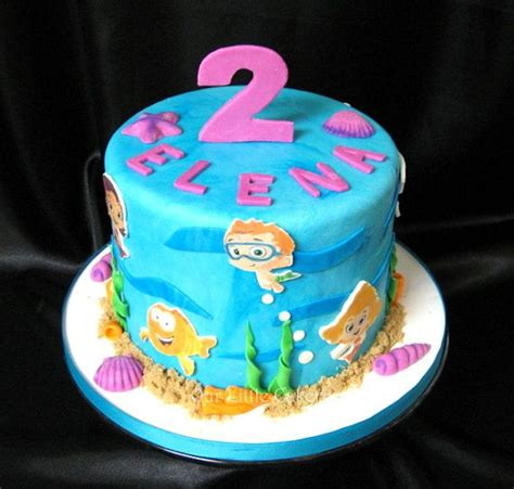 the 25 best guppies cake toppers ideas on guppies birthday