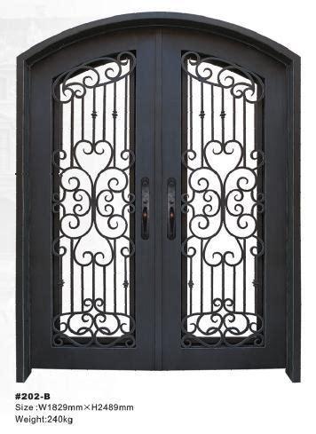 wrought iron security doors security doors wrought iron security door parts