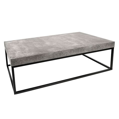 Petra Rectangular Modern Coffee Table  Eurway Furniture