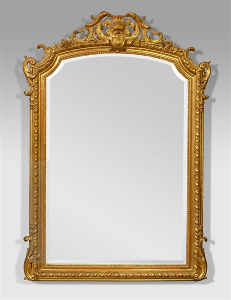 antique mirror antique gilt mirror french antique mirror antique gold mirror 19th century gilt mirror c19