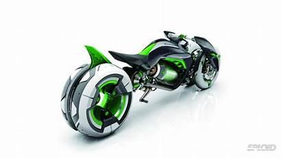 Kawasaki Future Bike Motorcycles Futuristic Motorcycle Futuro