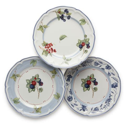 new cottage villeroy and boch villeroy boch quot cottage quot assorted salad plates