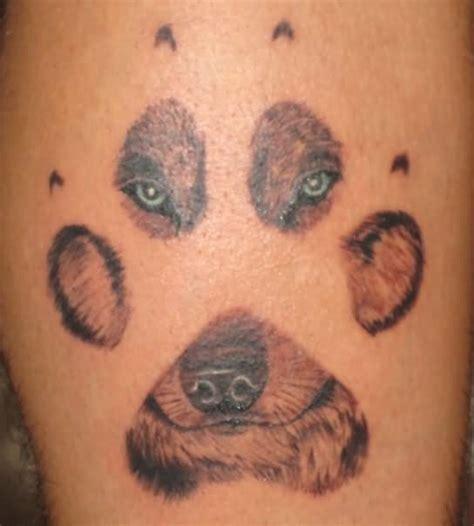 tatuagem de gato dog paws tattoos  body art