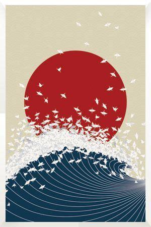 japanese minimalism illustration vector vectordesign