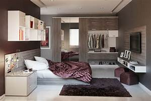 Großes Schlafzimmer Einrichten : ideen f r das schlafzimmer 30 beispiele f r jede raumgr e ~ Frokenaadalensverden.com Haus und Dekorationen