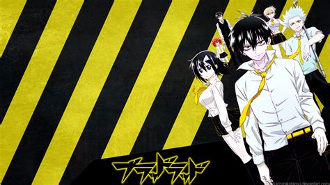 blood lad wallpapers  images