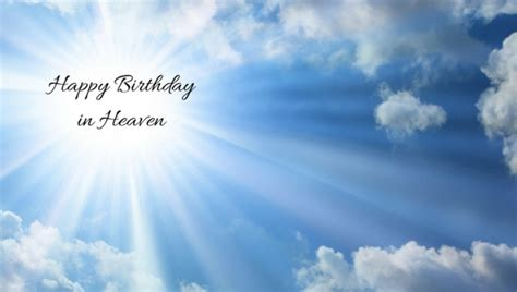 Happy Birthday In Heaven Images Happy Birthday In Heaven For My Cousin