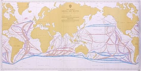 Ship Route by Shipping Route British Expats