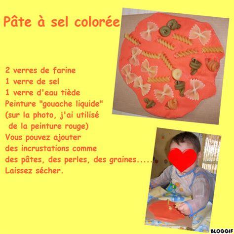 colorer la pate a sel truc et astuce de nanie assistante maternelle savigneux montbrison