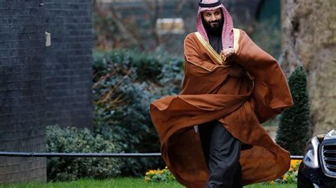 Controversial Saudi Prince Known As Mbs Heads To White