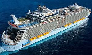 Oasis Of The Seas - Itinerary Schedule, Current Position ...