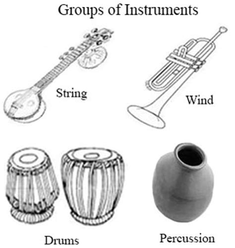 Download musical instruments drawings and use any clip art,coloring,png graphics in your website, document or presentation. Free Musical Instruments Drawings, Download Free Musical ...