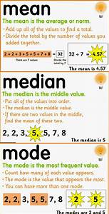 Matemáticas: Statistics Grade 3 - Mean, Median, Mode and ...