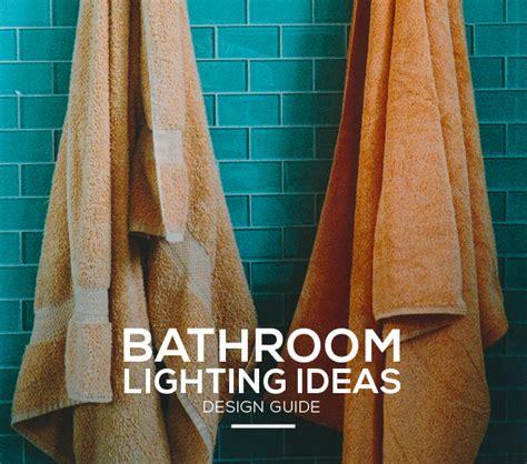 bathroom light fixtures a diy guide to bathroom lighting