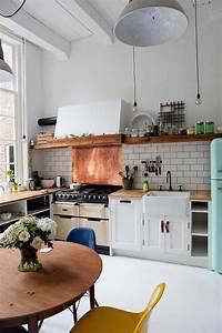 35, Inspiring, Vintage, Kitchen, Decor, Ideas, In, 2020