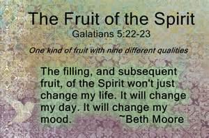 Beth Moore Fruit of the Spirit Study
