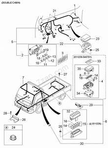 Kia K2700 Fuse Box Location  Kia  Vehicle Wiring Diagrams
