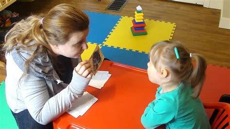 Down syndrome & ABA Therapy - YouTube
