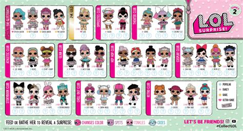 Lil Outrageous Littles Lol Surprise Dolls