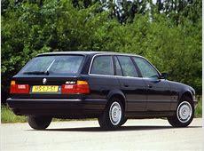 BMW 5 Series Touring E34 specs & photos 1992, 1993