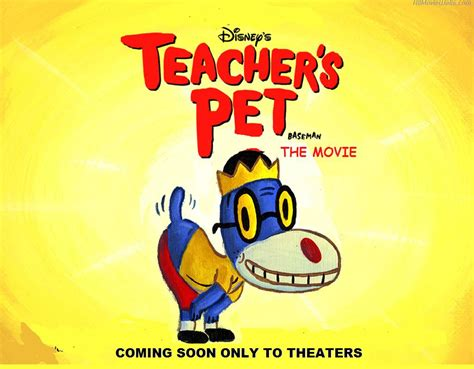 Teacher's Pet The Movie  Teacher's Pet Wiki