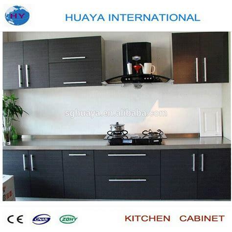 cheapest place to get kitchen cabinets cheap melamine modern black kitchen cabinet manufacturer