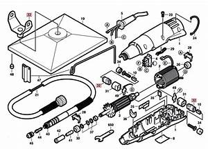 Buy Dremel 232  F0130232ca  Replacement Tool Parts