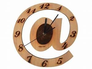 Conforama Deco Murale : horloge murale lettre arts horloges pour d coration murale vente de horloge conforama ~ Teatrodelosmanantiales.com Idées de Décoration
