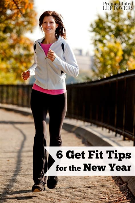 Get Fit Tips For The New Year