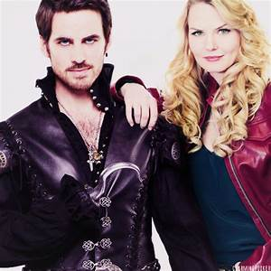 Ouat Emma And Hook Quotes. QuotesGram