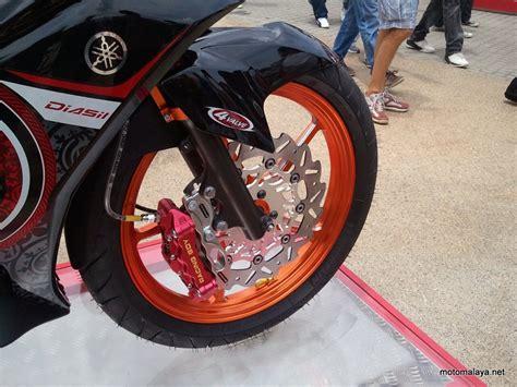 modified 135lc 5 speed racing boy 1 motomalaya net berita dan ulasan dunia kereta dan