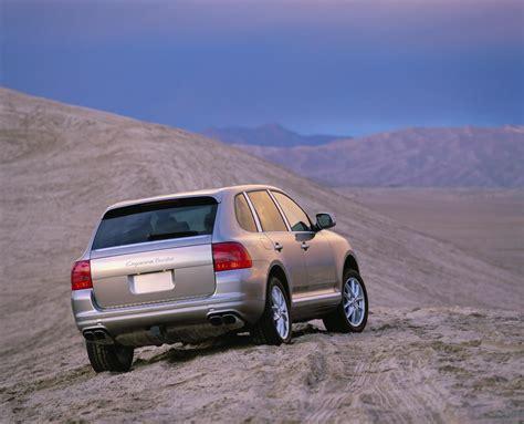 2005 Porsche Cayenne Image Httpswwwconceptcarzcom