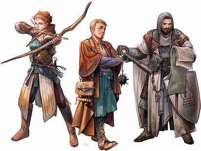 Dnd Character Classes Dragons Dungeons 5e Rpg