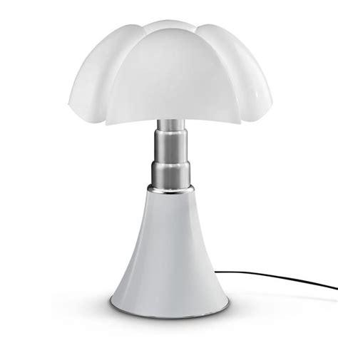 lampe blanc pied telescopique  cm pipistrello lampe  poser martinelli luce gae aulenti
