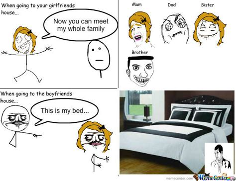 Boyfriend Girlfriend Memes - girlfriend boyfriend by brakey meme center