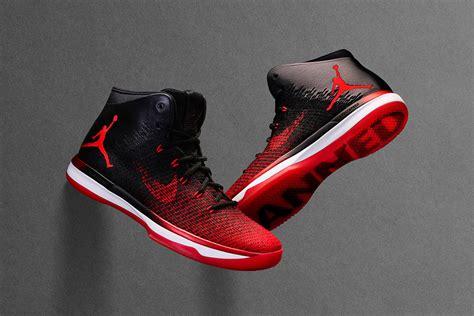 Air Jordan Xxxi Banned Hypebeast