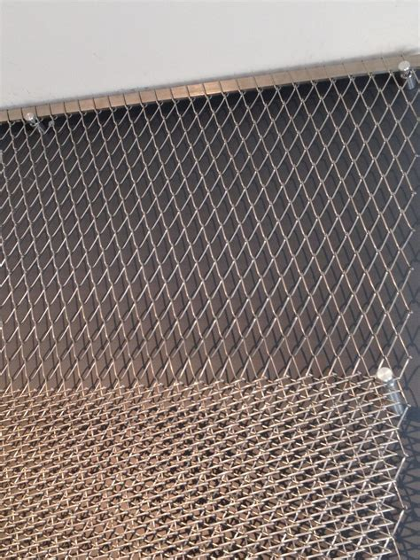 wire mesh channel install wire mesh products