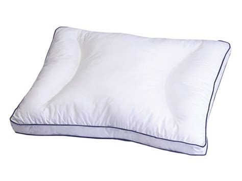 pillow for stomach sleepers soft tex sona stomach sleeper pillow