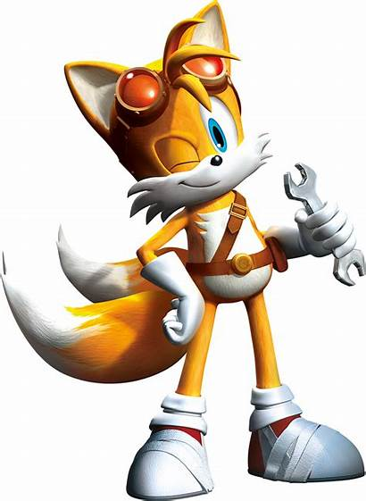 Tails Prower Miles Sonic Boom Hedgehog Wiki