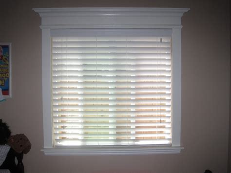 Window Crown Molding by The Magic Of Crown Molding For Windows Decorate 101